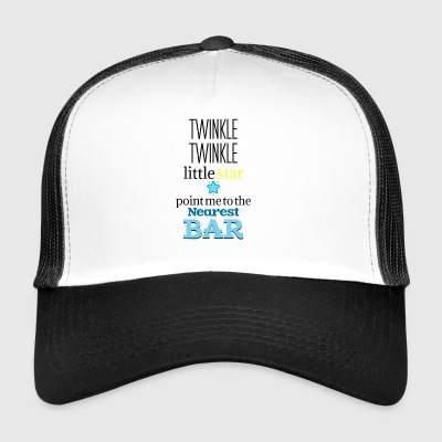 Twinkle Twinkle Little Star - Trucker Cap