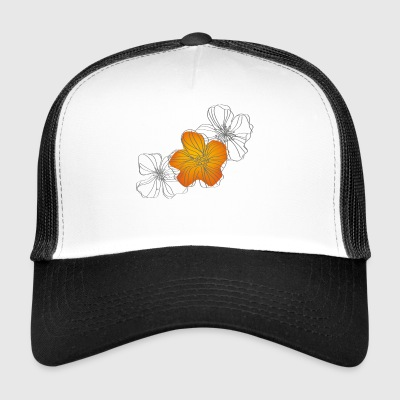 Flowers - Trucker Cap