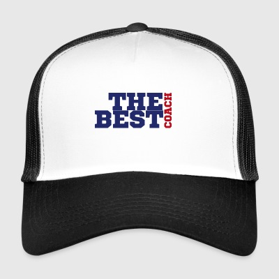Coach / Coach: The Best Coach - Trucker Cap