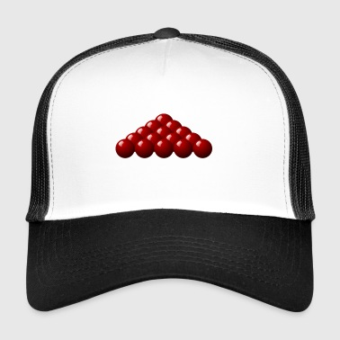 Billiard balls - Trucker Cap