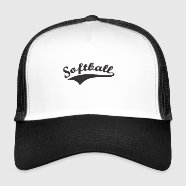 Softball - Trucker Cap