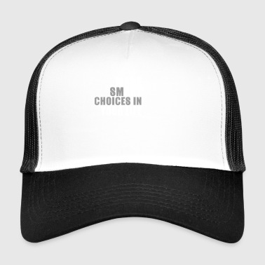 MAKE_ART - Trucker Cap