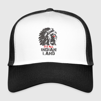 Indian - Trucker Cap