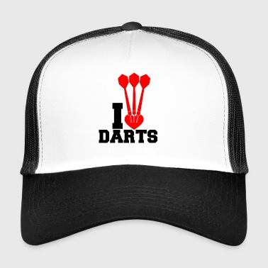 darts - Trucker Cap