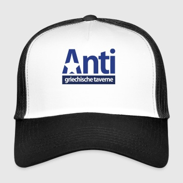 Anti StarLogo Version Bleu - Trucker Cap