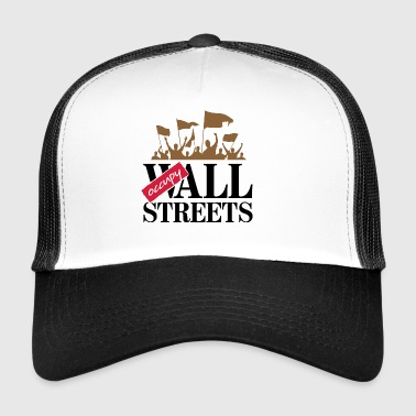 You Must Besiege All The Streets! - Trucker Cap