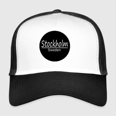 Stoccolma - Trucker Cap