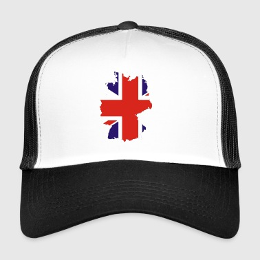 Britons in Germany Britons Germany UK Shirt - Trucker Cap