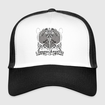 nonour and loyalty - Trucker Cap