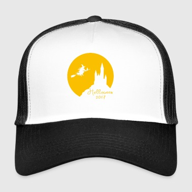 Helloween 2017 Party - Trucker Cap