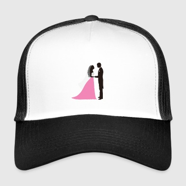 newlyweds - Trucker Cap