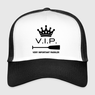 Dragon Boat VIP VIP King 1c - Trucker Cap