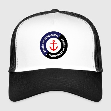 made in hamburg - Geboren in Hamburg - Trucker Cap