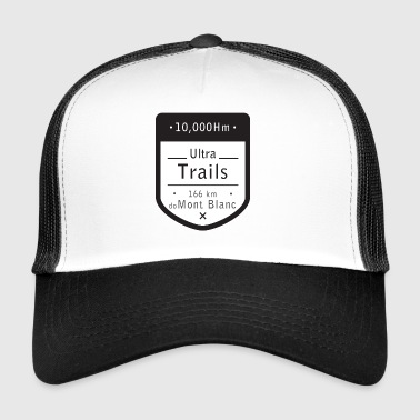 Ultra Trail Mont Blanc T-shirt - Trucker Cap