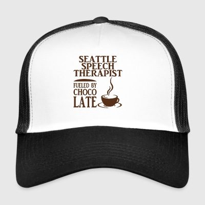orthophoniste seattle - Trucker Cap