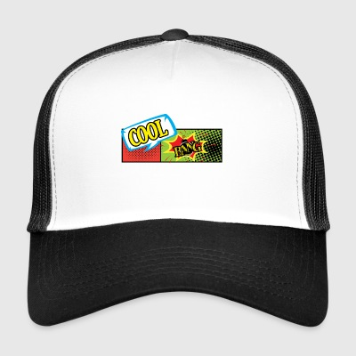 Cartoon Über - Trucker Cap