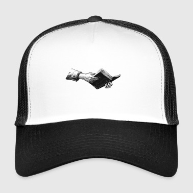 book - Trucker Cap