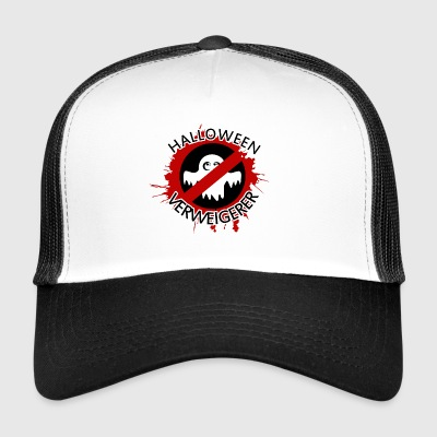 Halloween Refugee - Trucker Cap