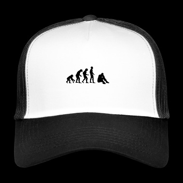 Evolutionary depression - Trucker Cap