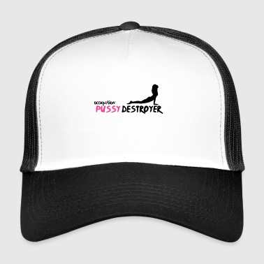 destroyer chatte - Trucker Cap