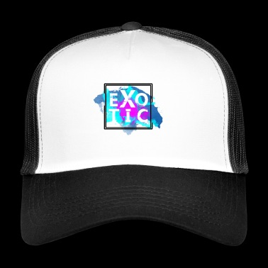 Exotic - Trucker Cap