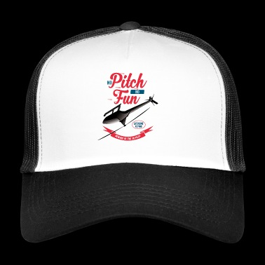 No Pitch - No Fun! - Trucker Cap