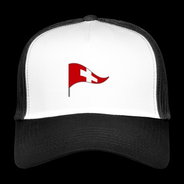 Flag of Germany - Trucker Cap