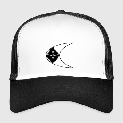 Crescent moon - Trucker Cap