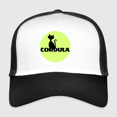 Cordula Name First name - Trucker Cap