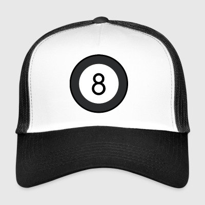8 Ball - Trucker Cap