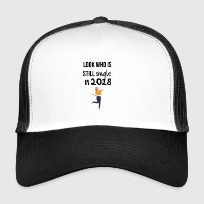 2018 single - Trucker Cap