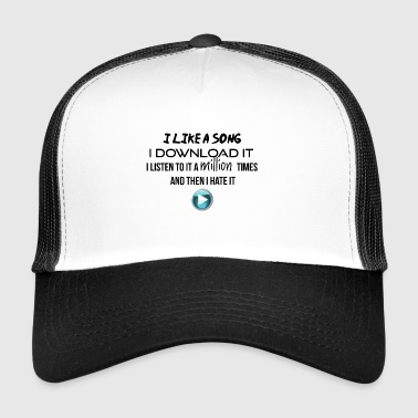 I like it and I download it - Trucker Cap