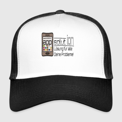 (app)solution - Trucker Cap