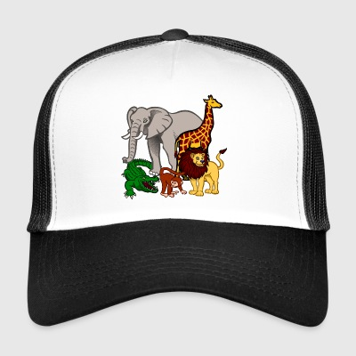animals - Trucker Cap