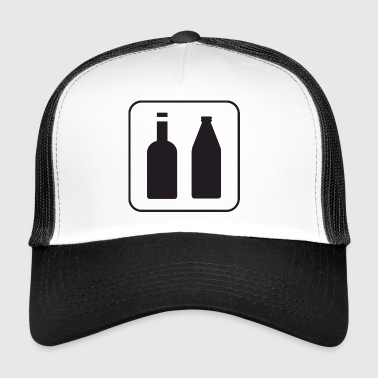 bottles - Trucker Cap