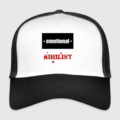 Emotionally nihilist 104 - Trucker Cap