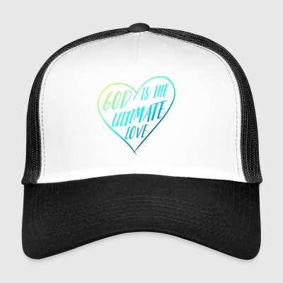 GOD QUOTES 5 - Trucker Cap