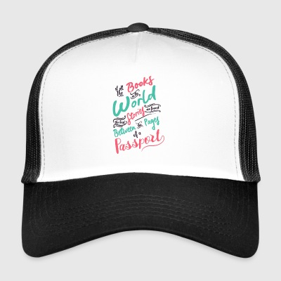 Travel vacation experience - Trucker Cap