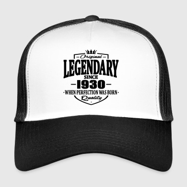 Legendarisk sedan 1930 - Trucker Cap