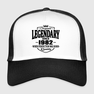 Legendarisk sedan 1982 - Trucker Cap