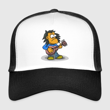 guitariste - Trucker Cap