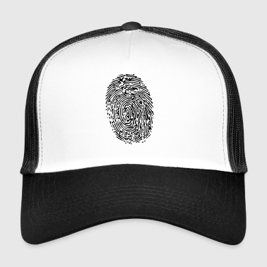 digital print - Trucker Cap