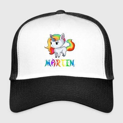 Unicorn Martin - Trucker Cap