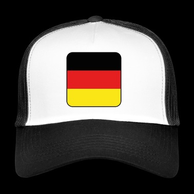 Germany flag - Trucker Cap