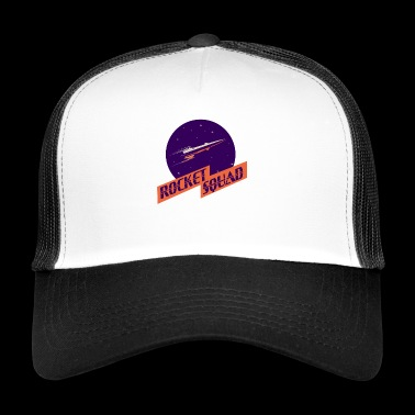 Rocket Squad - Trucker Cap