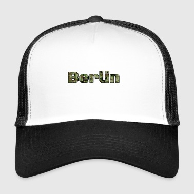 Berlin Military - Trucker Cap