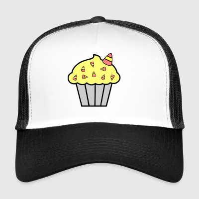 cupcake kake kake bake backen4 - Trucker Cap