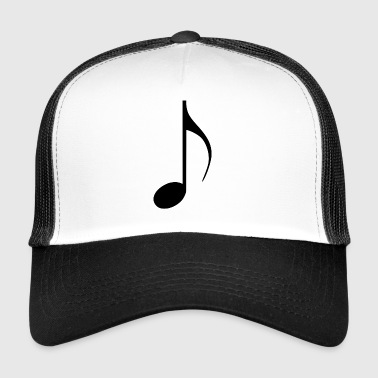 Music Note 2 - Trucker Cap