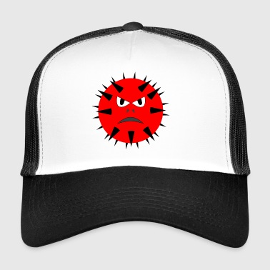 Evil Monster Virus - Trucker Cap