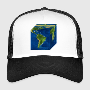 earth kube - Trucker Cap